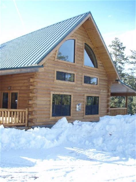 Alpine Arizona Cabin Rentals by Luxurious Affordable New Log Cabin Vrbo