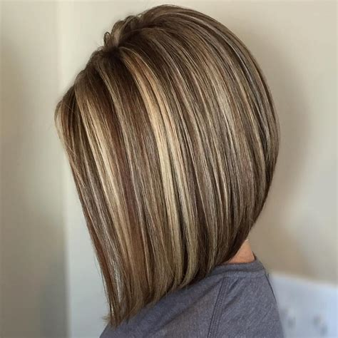 Highlight Hairstyles by 2017 Lowlights And Highlights For Light Brown Hair