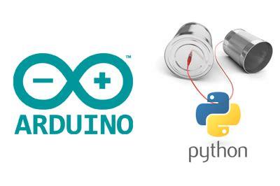 libreria python controlar arduino con python y la librer 237 a pyserial
