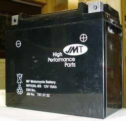 Motorradbatterie 12v 18ah by Motorradbatterie 12v 18ah Batterie Ecke