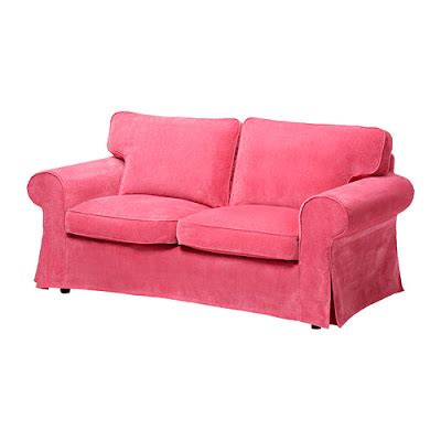 pink sofa bed ikea whoa nelly march 2013