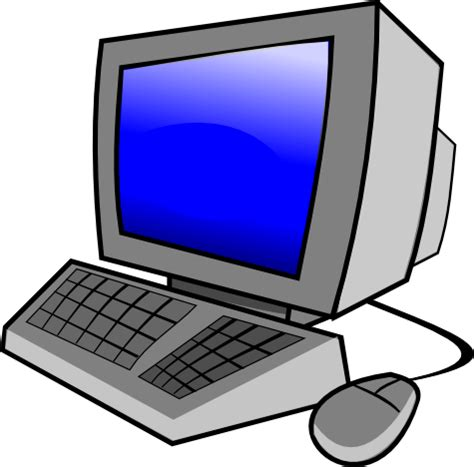 clipart computer free to use domain desktop computer clip