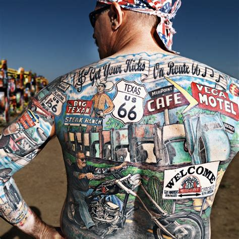 top 10 route 66 tattoos tattoo com