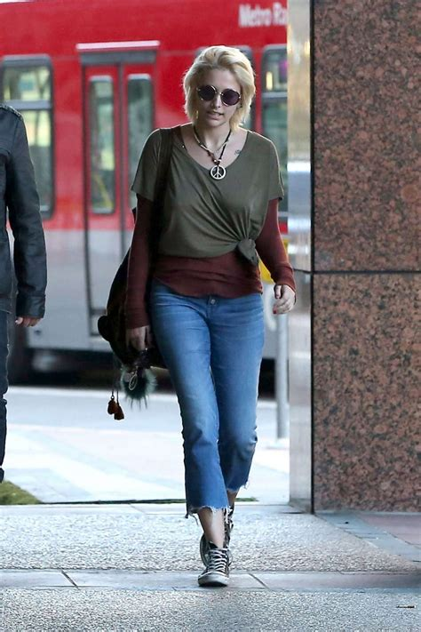paris jackson in jeans paris jackson in jeans out in los angeles celebs by lianxio