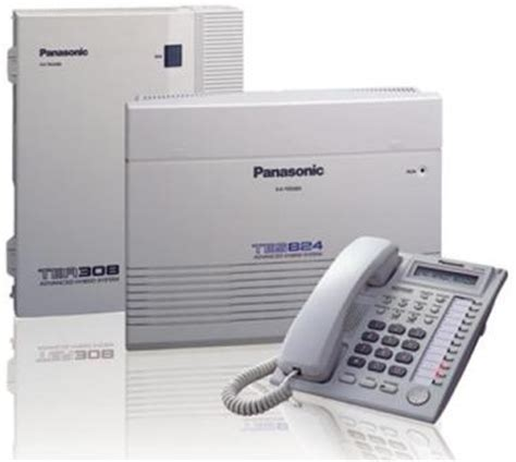 Pabx Panasonic Kx Tes 824 8 Line 24 Extension pabx system in bangladesh