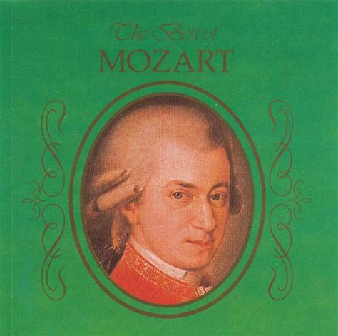 the best of mozart mozart the best of mozart cd at discogs