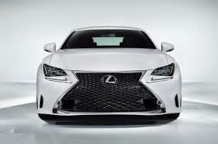 Lexus Sport 2015 2015 Lexus Rc 350 F Sport Front View Photo 13