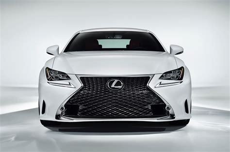 lexus rc 350 2015 2015 lexus rc 350 f sport front view photo 13