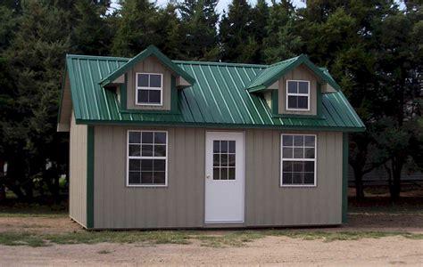 steel cabins sturdi bilt cabins for sale central kansas cabin builders