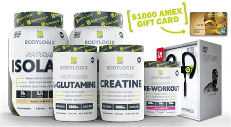 Walmart 1000 Gift Card Confirmation - bodylogix sweepstakes free samples