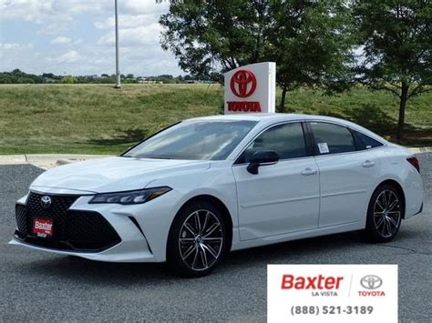 2019 Toyota Avalon Xse by New 2019 Toyota Avalon Xse 4dr Car In La Vista S5015