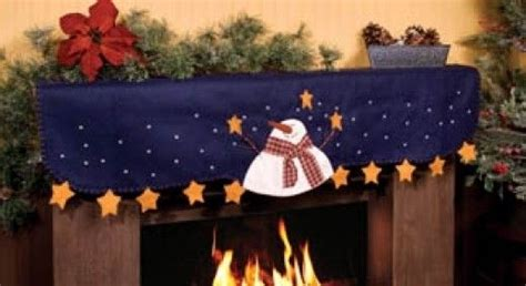 christmas poinsettia fireplace mantel scarf huis muur holiday mantel scarf