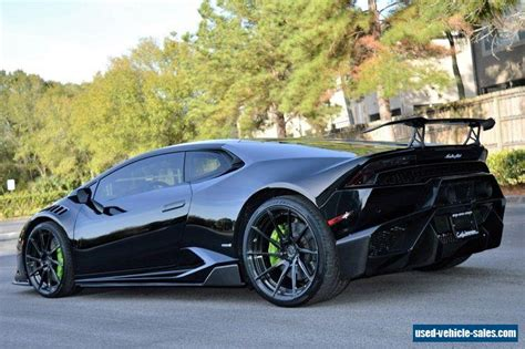 4 Door Lamborghini by 2015 Lamborghini Other For Sale In The United States