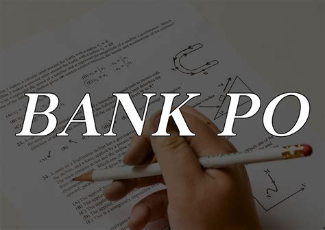po bank bank po tips about how to clear the exams in high