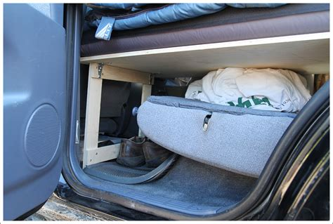 jeep bed in back show us your rear storage system ausjeepoffroad com jeep