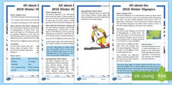 2018 winter olympics a complete guide and activity book for pyeongchang winter olympics books ks1 all about the 2018 winter olympics fact file south korea