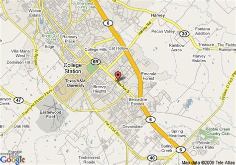 manor texas map map of manor house inn college station