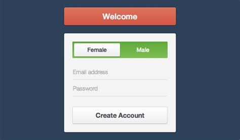 membuat form login yang bagus 10 form login registrasi gratis psd majalah desain