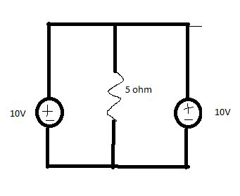 5 ohm resistor in parallel what is current across 5 ohm resistor physics forums the fusion of science and community