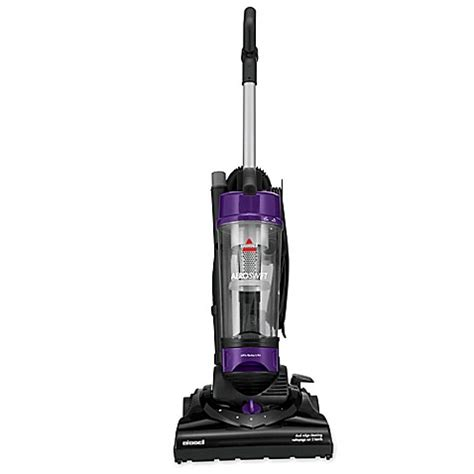 bed bath and beyond handheld vacuum bissell 174 aeroswift 174 compact upright vacuum in black