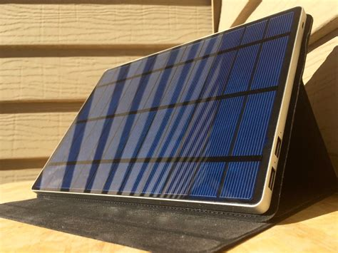 charger solar review solartab solar charger is big enough to blot out