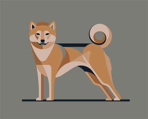 picture illustration golden doodle goods dog breed illustrations dkng