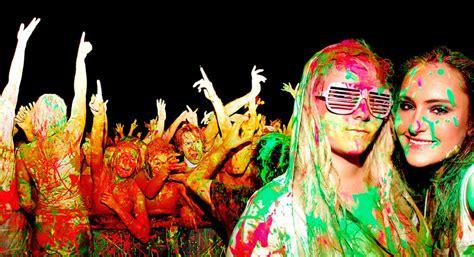 Neon Paint Splash Toronto 2016 Toronto S Largest Paint