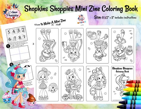 printable zines printable mini zine coloring books coloring page