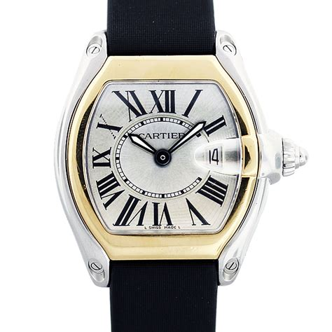 Cartier Gallery 1 cartier roadster w62026y4 two tone automatic boca raton