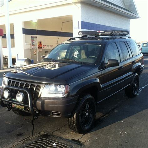 2003 Jeep Grand Roof Rack by 02cavyls 2003 Jeep Grand Cherokeelaredo Sport Utility 4d Specs Photos Modification Info At