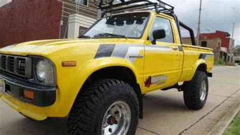 Toyota 22r For Sale Toyota Tacoma 1979 Selling Hilux 4x4 Four