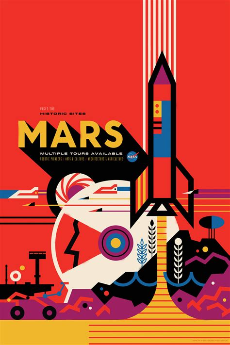 nasa design poster nasa s new space tourism posters are spellbinding the verge
