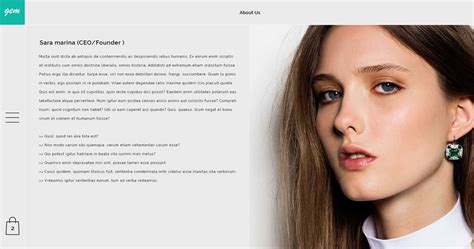 themeforest gem gem creative multipurpose ecommerce psd template by