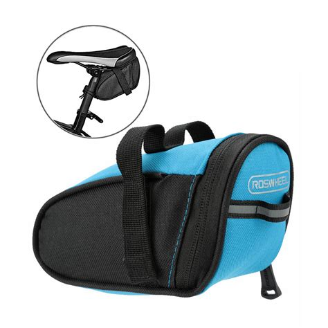 waterproof bicycle seat bags roswheel waterproof bicycle bag bike storage bag rear seat