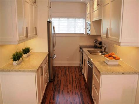 Small Galley Kitchen Designs Small Galley Kitchen Ideas Pictures Tips From Hgtv Hgtv Within Small Galley Kitchen