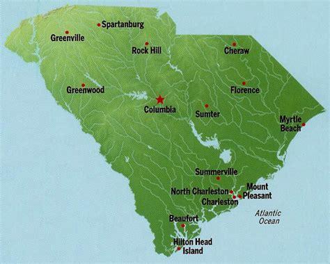 carolina state south carolina state maps interactive south carolina state road maps state maps
