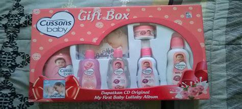 Cussons Baby Gift Box cussons baby gift box the one item on a s wishlist mumsvillage
