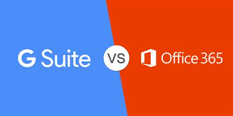 Office 365 Business Email Business Email Microsoft S Office 365 Vs S G Suite
