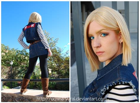 android 18 costume android 18 by yurai on deviantart