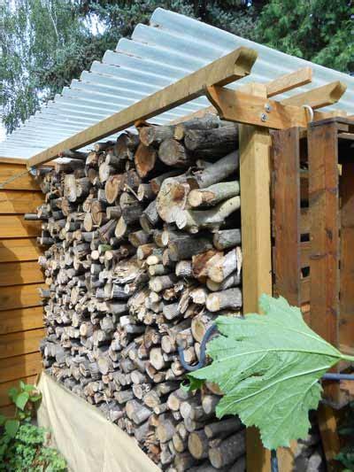 lagerung brennholz kaminholz lagern so lagern sie brennholz richtig