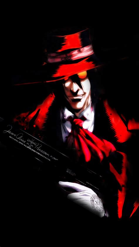 imagenes anime whatsapp fondos de hellsing para whatsapp im 225 genes wallpappers