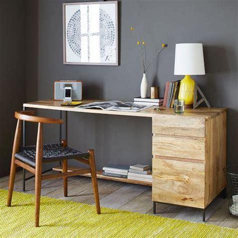 rustic storage modular desk set box file west elm
