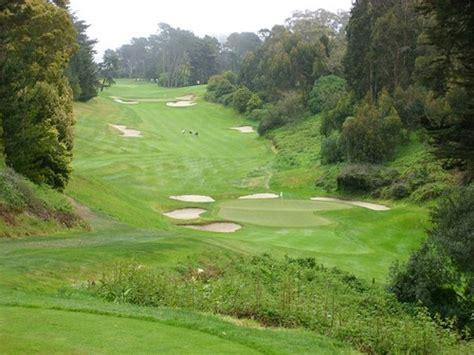 san francisco golf map san francisco golf club flickr photo