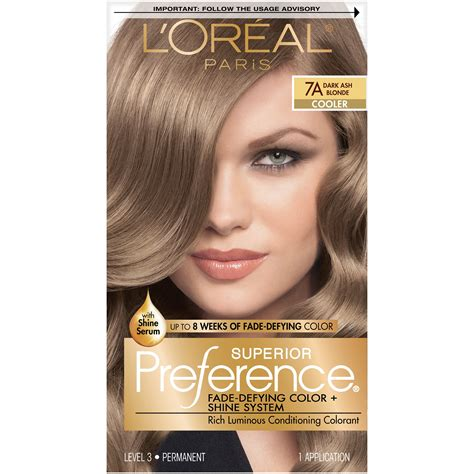 l oreal hair color loreal superior preference fade defying