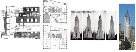 chrysler building floor plans 250 4 architecture 4 with hasler at tu wien studyblue
