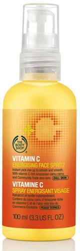 Harga The Shop Vitamin C Energizing Spritz the shop vitamin c energizing spritz reviews