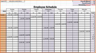 Employee Daily Work Schedule Template by 8 Weekly Work Calendar Budget Template Letter