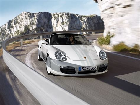 Boxster S Porsche Design Edition Two by Porsche Boxster S Design Edition 2 Photo 2 4339