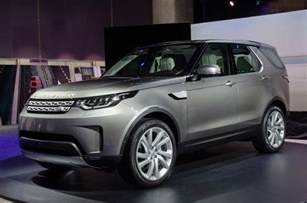 2017 land rover discovery specs and prices autocar