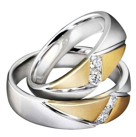 Cincin Palladium 95 jual cincin perak lapis rhodium emas dan putih